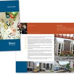 Annual report celebrates 30 years of building and maintaining affordable housing. Client: REACH Community Development